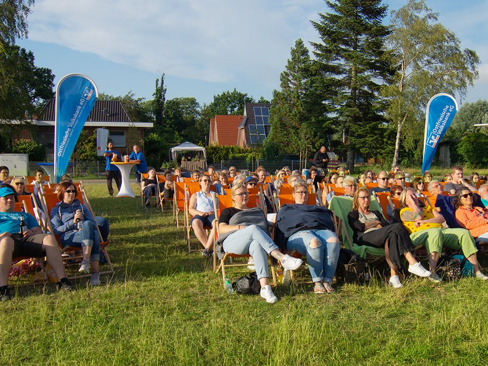 OVB Sommerkino-Event