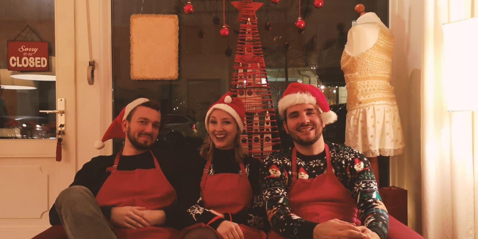 Deine Karriere: Weihnachtsfeier 2019